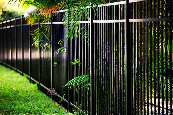 Aluminum Fence installation broward county