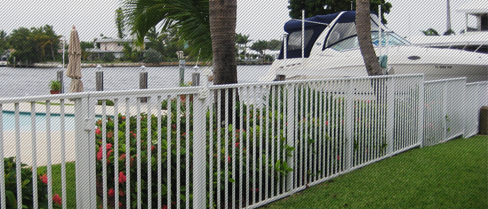 Aluminum Fence Broward County