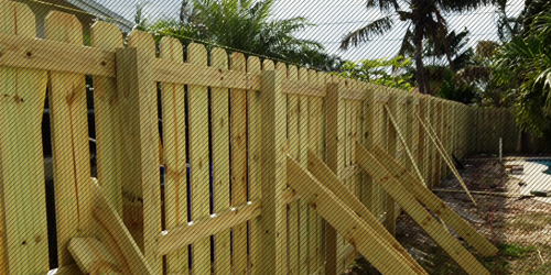 Fence Repair In Broward County Power Fence